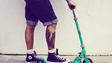 Photo of Stále populárnější koloběžky pomalu ale jistě vytlačují skateboardy